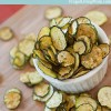 Dehydrated Zucchini Chips Recipe