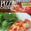 Hormel Pepperoni Pizza Chicken