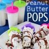 Creamy Chocolate Peanut Butter Pops