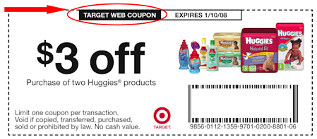One coupon per purchase meaning