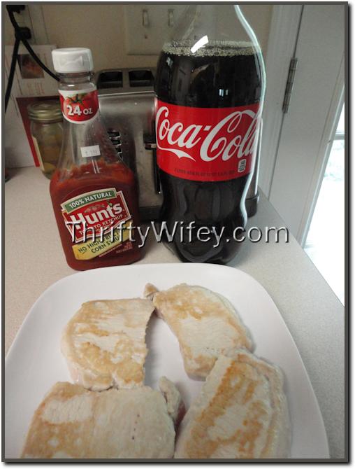 Coca Cola Pork Chops Recipe