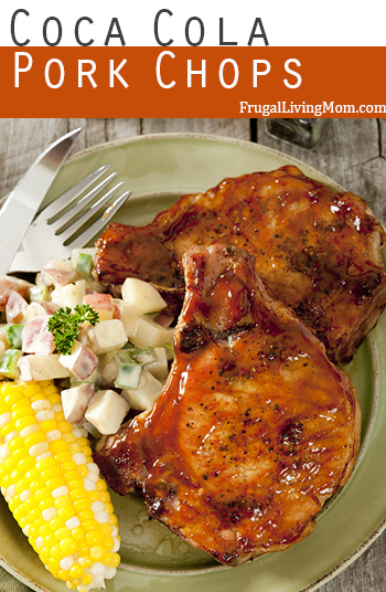 Coca Cola Pork Chops