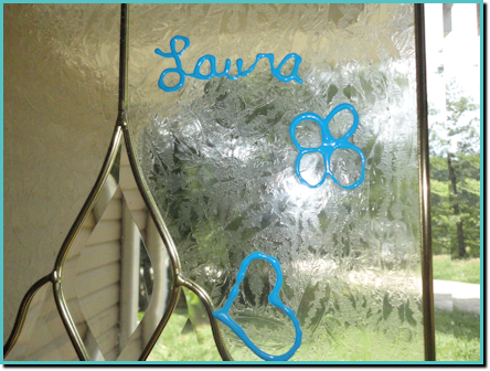 Diy Create Your Own Homemade Window Clings Frugal