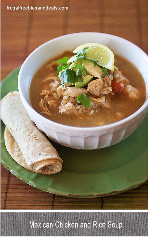 Lourdes Chicken Soup Recipe