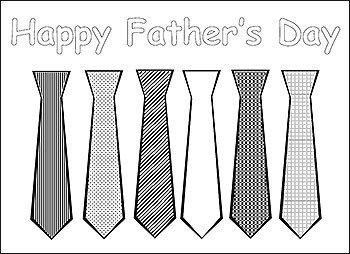 Fathers Day Coloring Page Frugal Living Mom