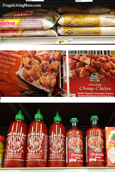 Easy, Spicy Orange Chicken with Sriracha Recipe #ChooseSmart