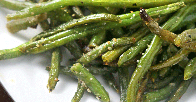 Green Beans Recipe Oven Roasted Green Beans Frugal