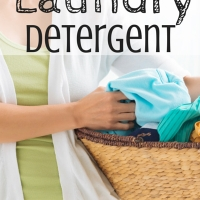 Make Your Own Homemade Laundry Detergent