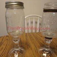DIY: How To Make A Redneck Wine Glass!