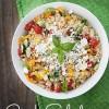 Greek Salad With Quinoa