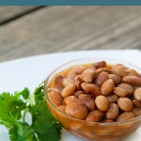 Easy Homemade Pinto Beans
