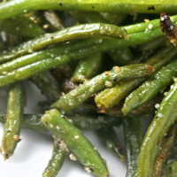 Oven Roasted Green Beans Recipe