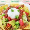 Slow Cooker Beef and Bean Nachos