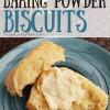 The Best Baking Powder Biscuits