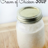 Paleo Condensed Cream of Chicken Soup