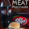 Dr Pepper® Cherry Meat Marinade