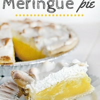 Dad's Lemon Meringue Pie