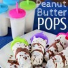 Creamy Chocolate Peanut Butter Pops