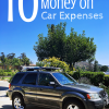10 Ways to Save Money on Car Expenses