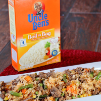 Easy Mexican Fried Rice Recipe
