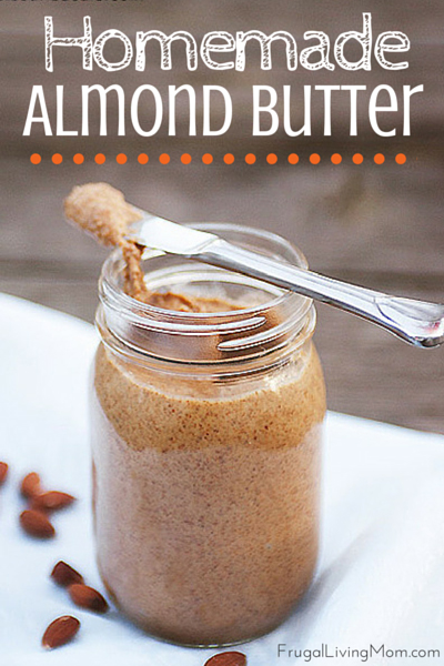 Homemade-Almond