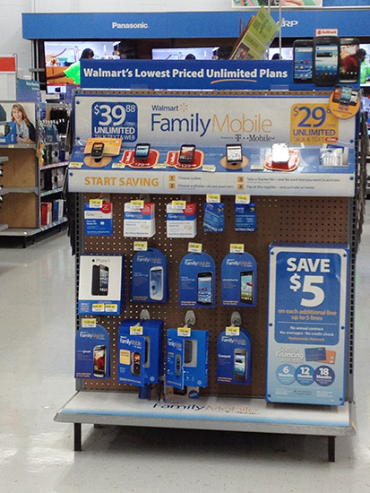 #shop Walmart Family Mobile