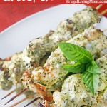 Pesto Grilled Chicken