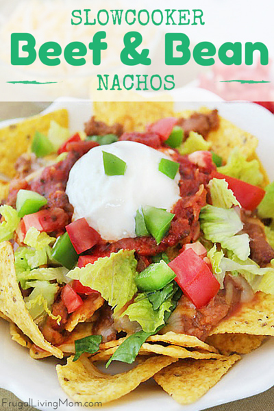 Slow Cooker Nachos