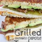 Grilled Southwest Chipotle Turkey Sandwich (AD)
