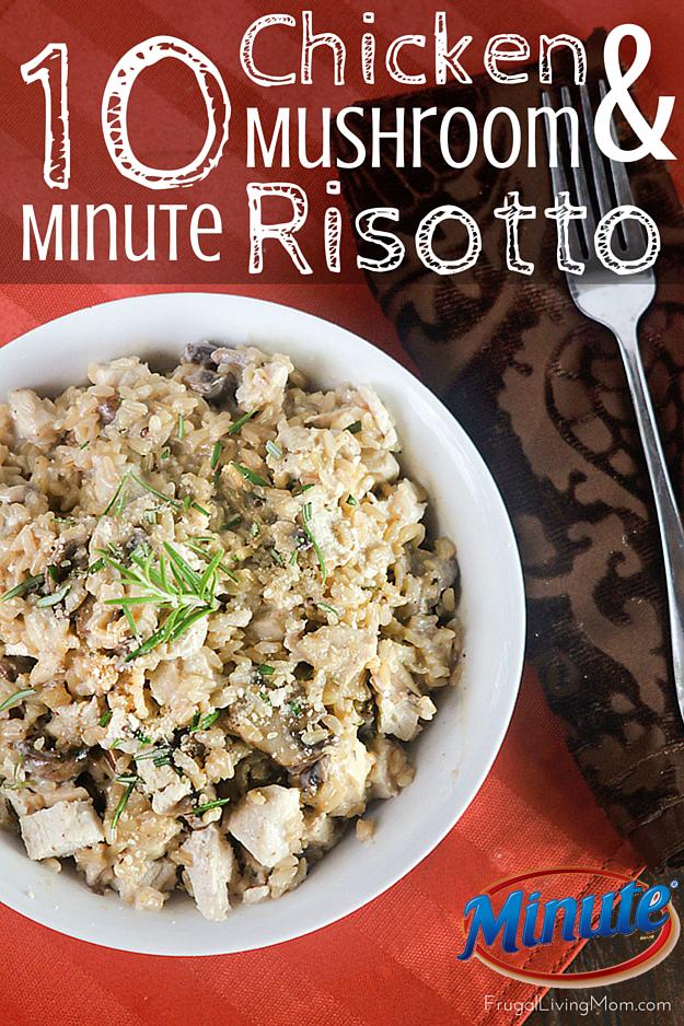 easy chicken risotto recipe