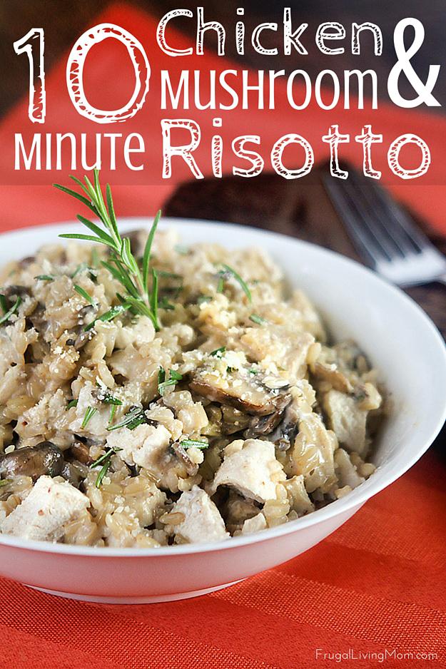 easy risotto recipes