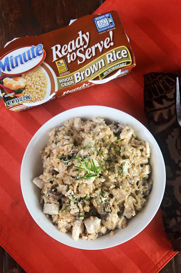 quick easy risotto recipe