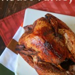 Chipotle Rubbed Roasted Turkey