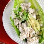 Green Chile Chicken Salad