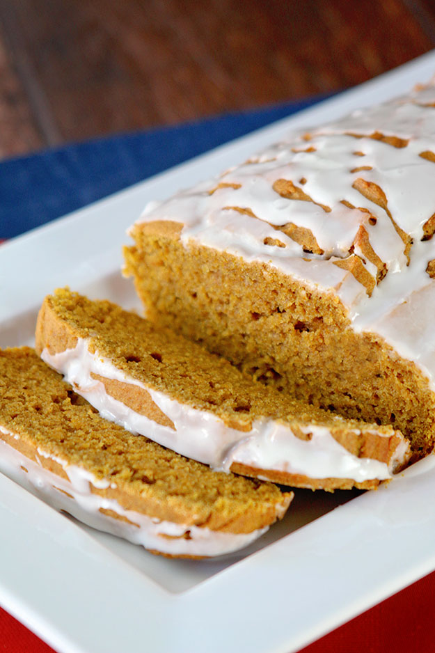 gluten free pumpkin bread recipes
