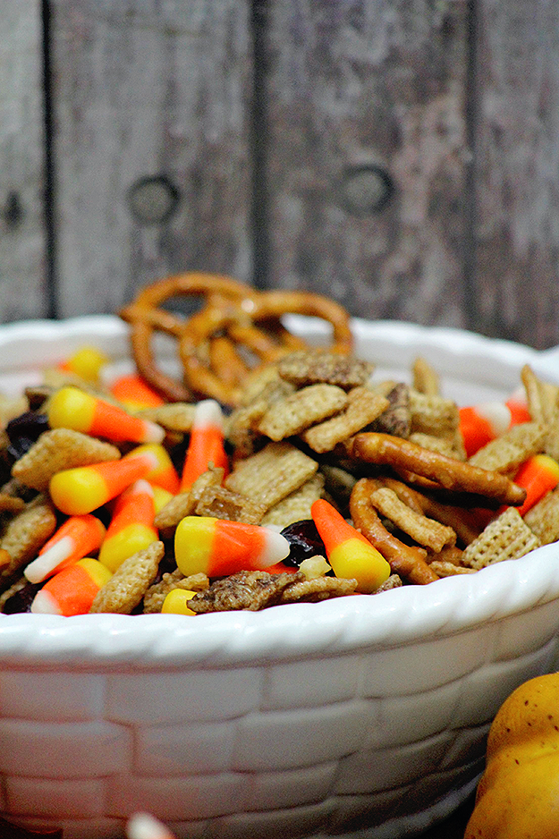 pumpkin spice chex mix recipes