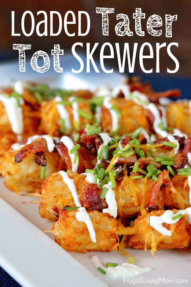 loaded tater tots recipe