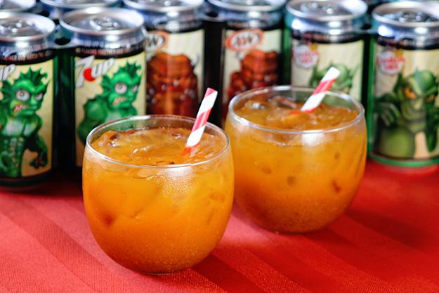 Pumpkin Spice Mocktail